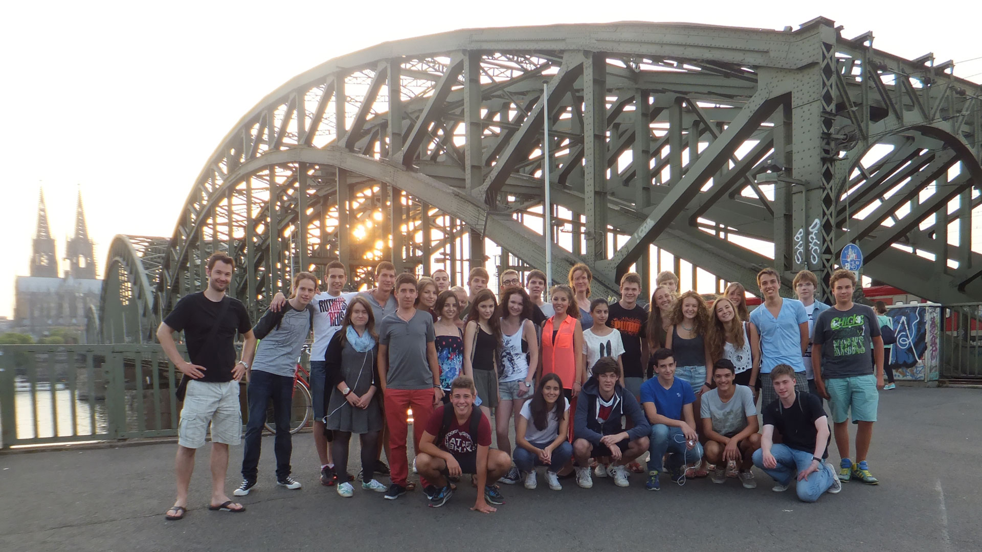 german summer courses for teenagers in cologne humboldt institut